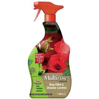 Multi Rose Bug Killer & Disease Control 1 Ltr