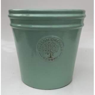20cm Blossom Cone Green