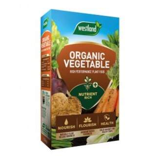 Organic Vegetable Feed 1.5kg