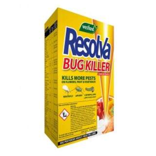 Resolva Bug Killer Liquid Concentrate 250ml