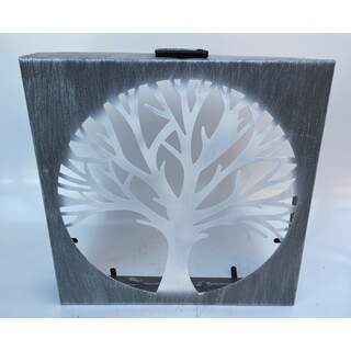Solar Tree Wall Art