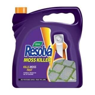 Resolva Moss Killer 3 Ltr