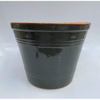 Green/Brown Vivo Pot 30cm