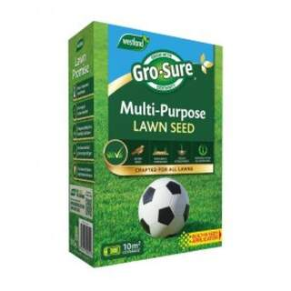 Gro-sure Multi Purpose Lawn Seed 10m2