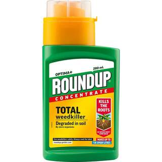 RoundUp Concentrate Total Weedkiller 210ml