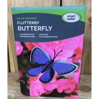 Flutterby Butterfly - Purple