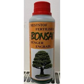 Bonsai: Liquid-fertiliser
