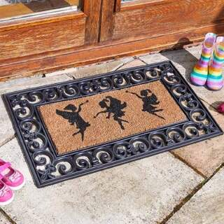 Fairies Decoir Mat