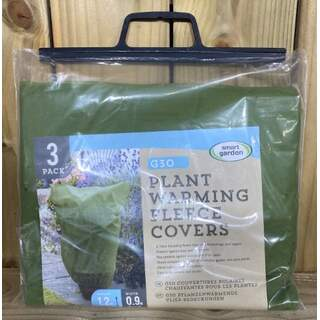 G30 Plant Warming Fleece Covers - 3 pack