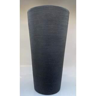 40cm Varese Tall Vase Granite