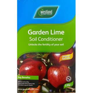Garden Lime Soil Conditioner 3.5Kg