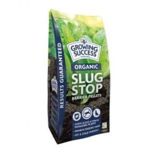 GS Organic Slug Stop Pellet Barrier Pouch 2.25Kg