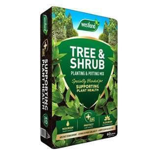 Tree & Shrub Planting Mix 60L