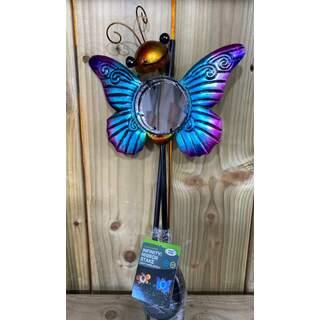 Infinity Ladybug Mirror Light - Blue